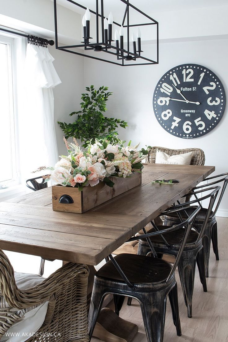 Best ideas about Dining Room Centerpieces . Save or Pin Dining Room Table Centerpieces with Simple Ideas Now.