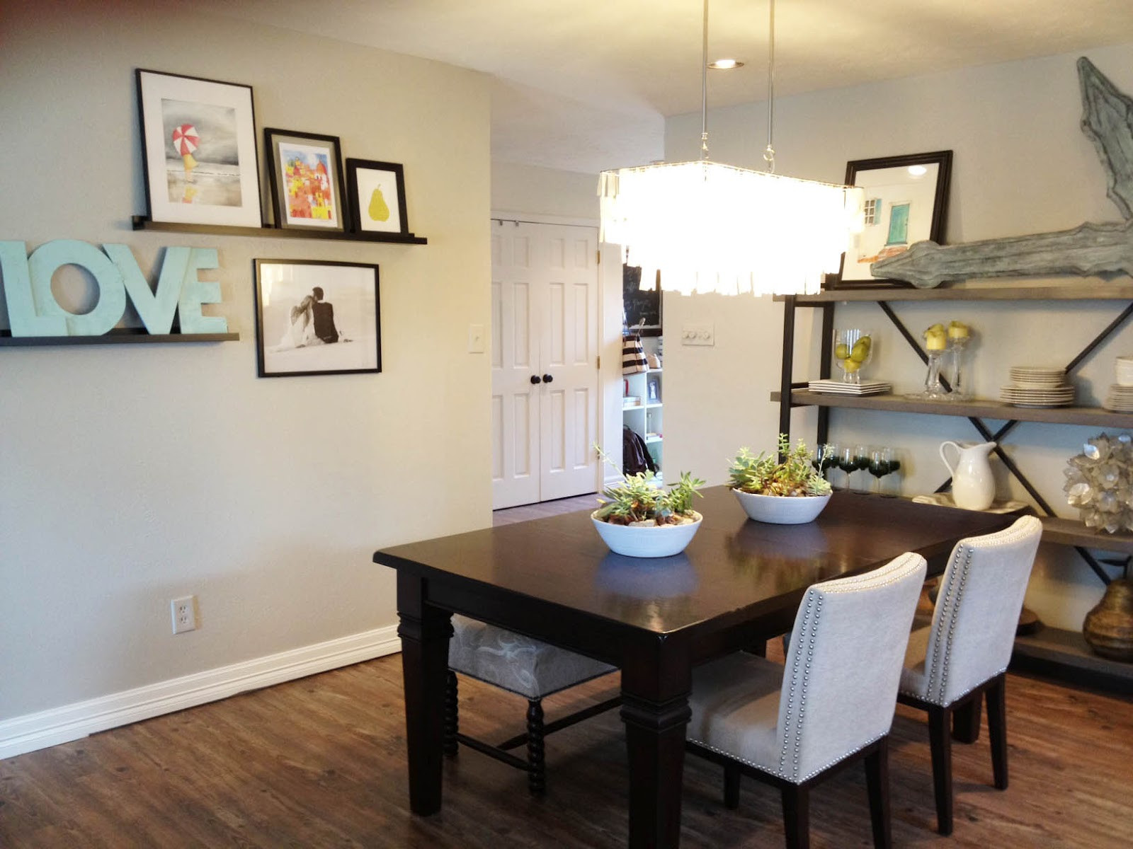 Best ideas about Dining Room Lights . Save or Pin Selecting The Right Chandelier to Bring Dining Room to Now.