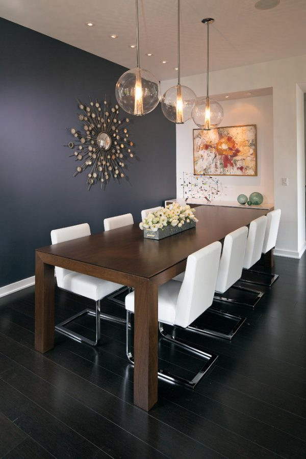 Best ideas about Dining Room Lights . Save or Pin Dining Room Pendant Lights 40 Beautiful Lighting Fixtures Now.