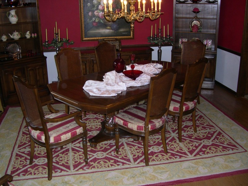 Best ideas about Dining Room Rug Size . Save or Pin Area Rugs Uses Sizes and Tips Now.