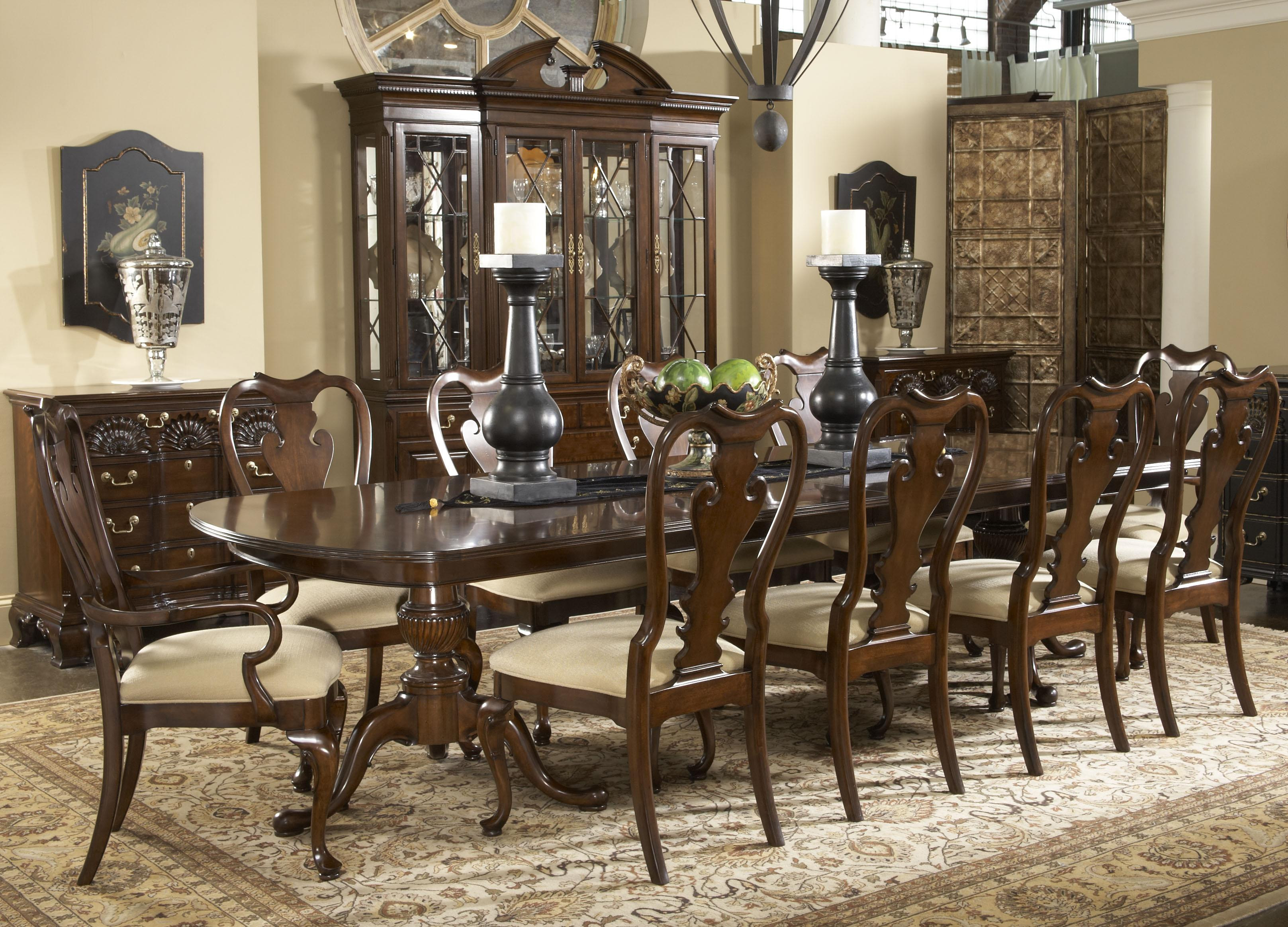 Best ideas about Dining Room Set . Save or Pin 11 Piece Dining Room Set Now.