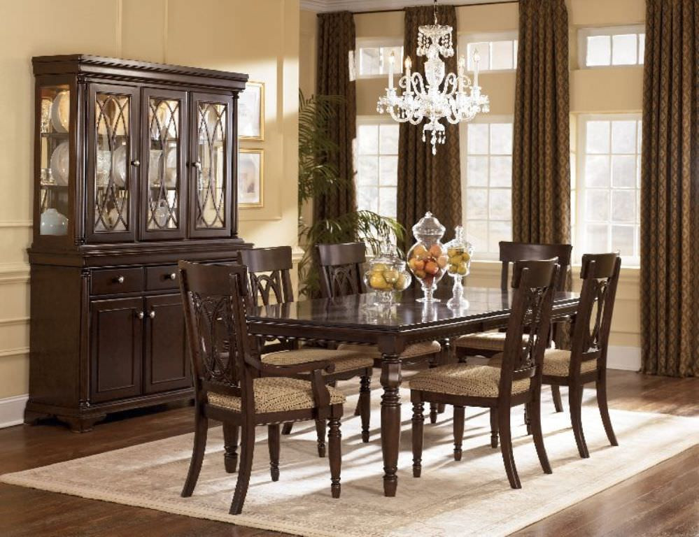 Best ideas about Dining Room Set . Save or Pin Ashley Furniture Dining Room Tables Thetastingroomnyc Now.