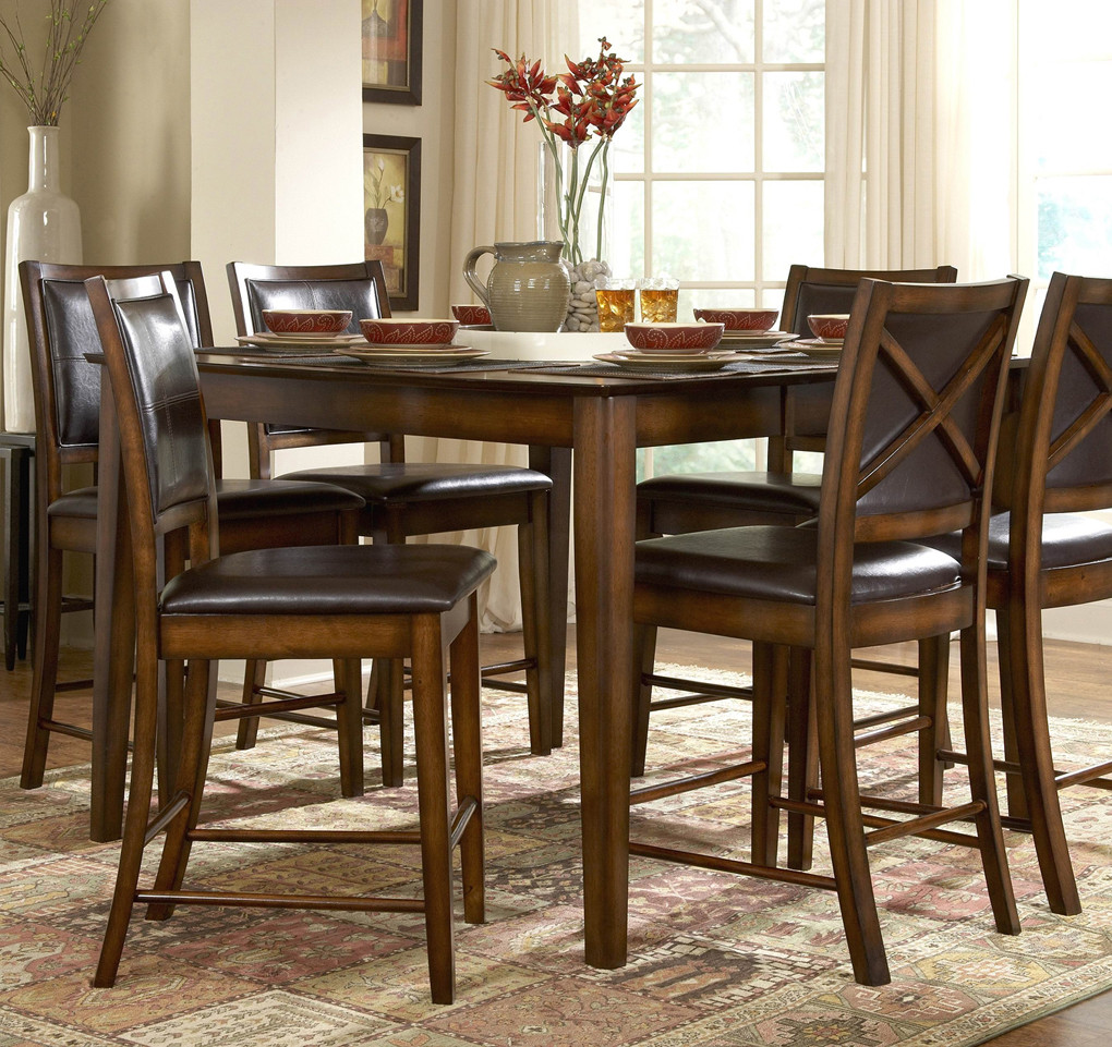 Best ideas about Dining Room Set . Save or Pin Verona Counter Height Dining Room Set Now.