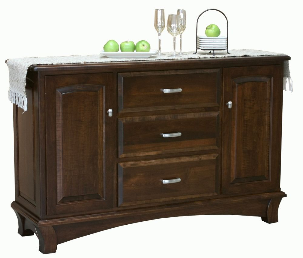 Best ideas about Dining Room Sideboard . Save or Pin Amish Grand Island Dining Room Sideboard Buffet Server Now.