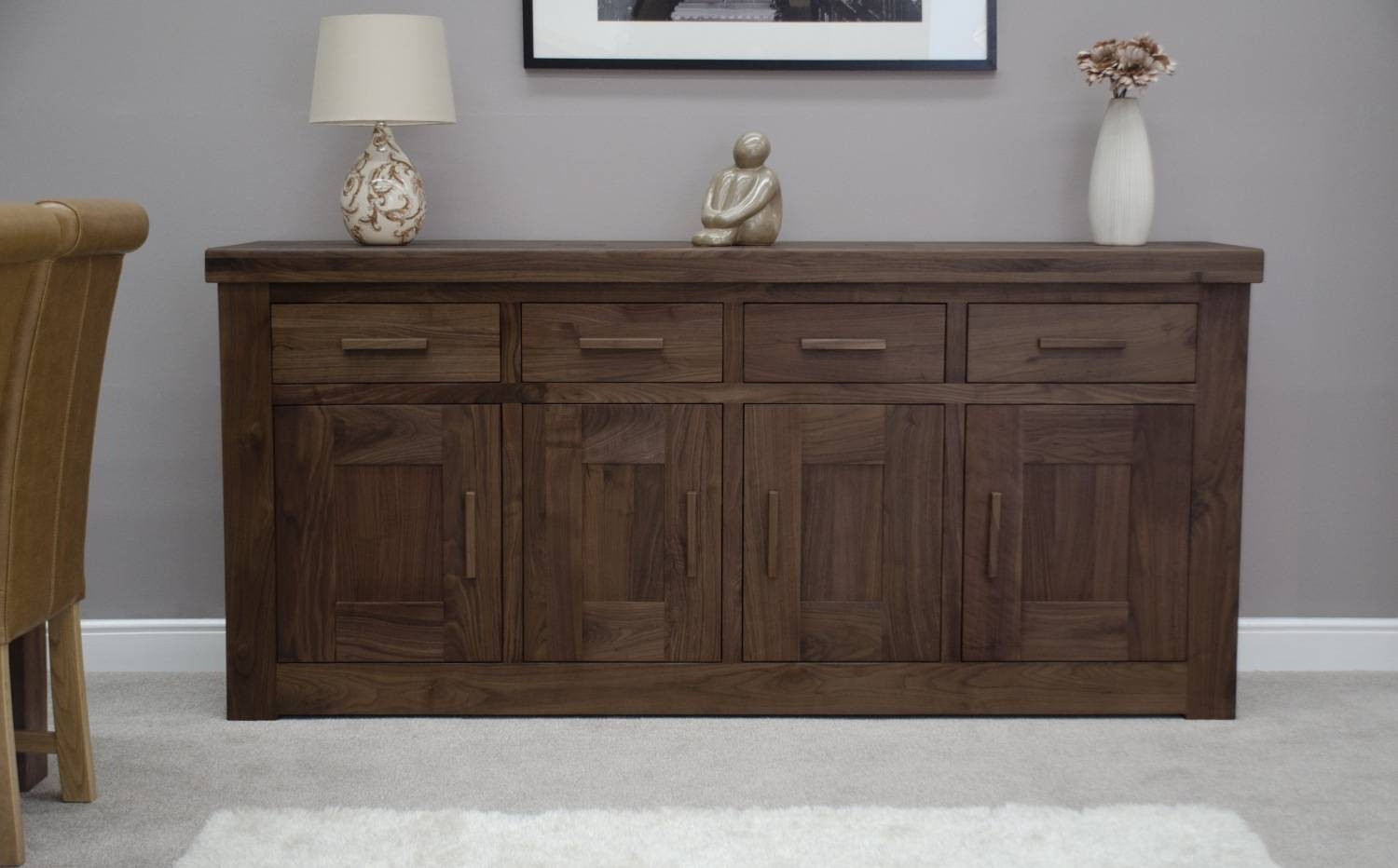 Best ideas about Dining Room Sideboard . Save or Pin 15 Ideas of Walnut and Black Sideboards Now.