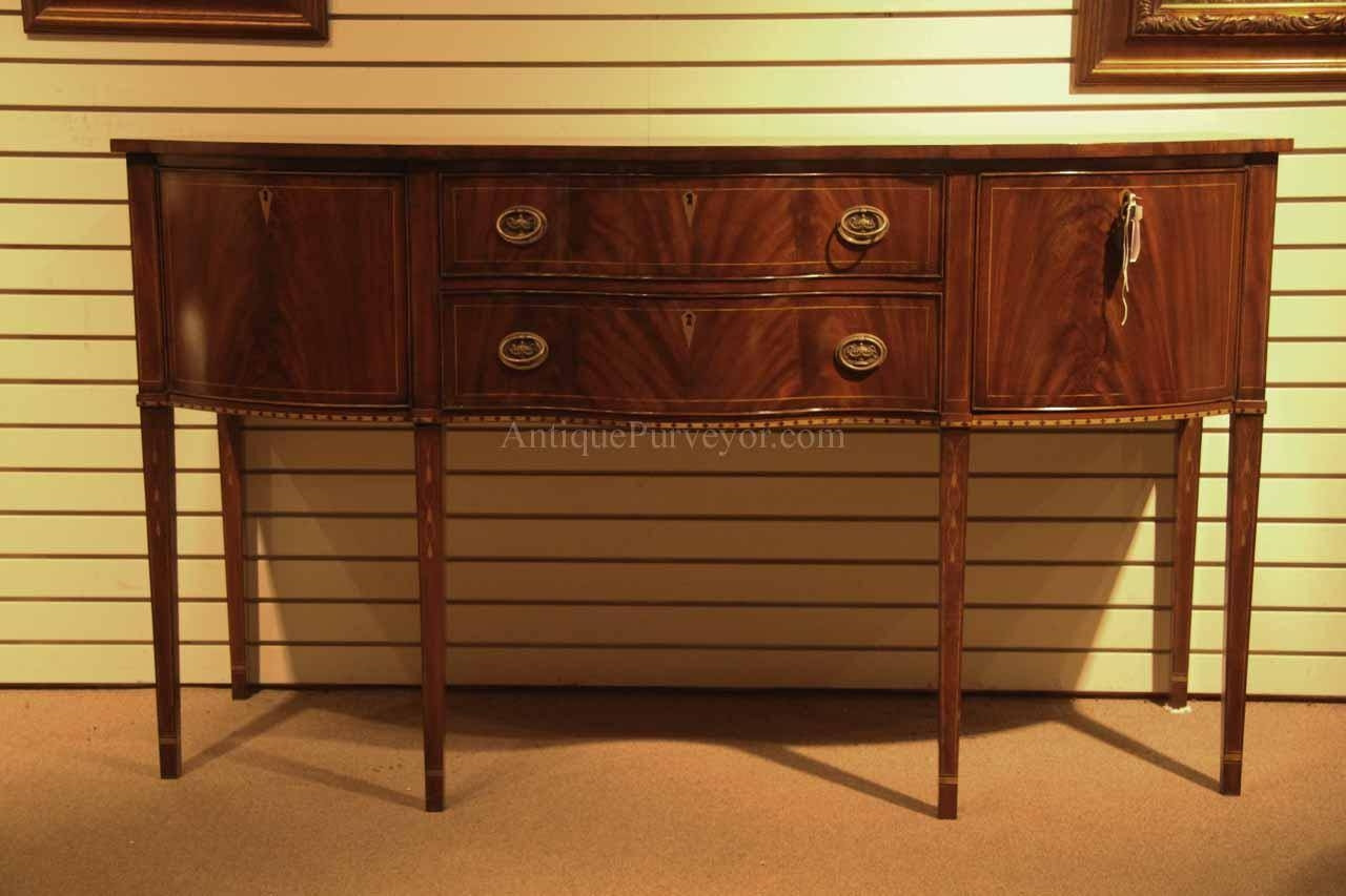 Best ideas about Dining Room Sideboard . Save or Pin 15 Best Ideas of Mahogany Buffet Sideboards Now.