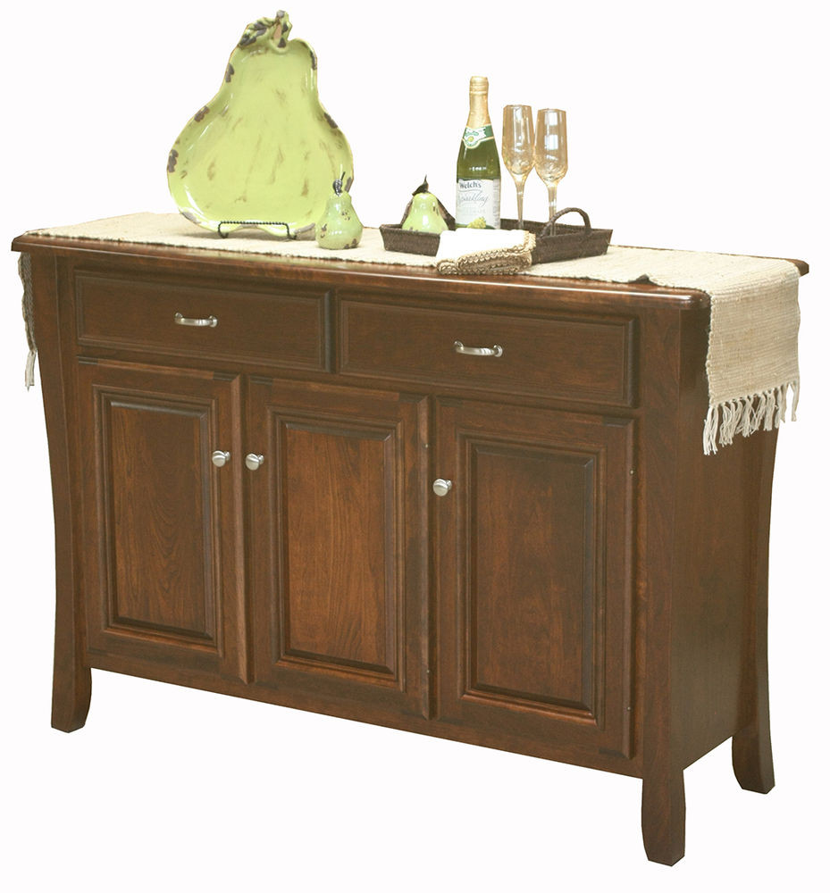 Best ideas about Dining Room Sideboard . Save or Pin Amish Berkley Dining Room Sideboard Buffet Server Solid Now.