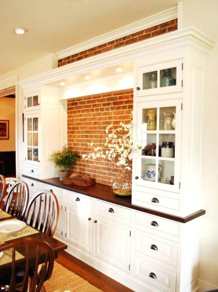 Best ideas about Dining Room Storage Ideas . Save or Pin 32 Best Dining Room Storage Ideas and Designs for 2019 Now.