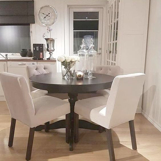 Best ideas about Dining Table For Small Space . Save or Pin Dining Room Sets For Small Spaces Now.