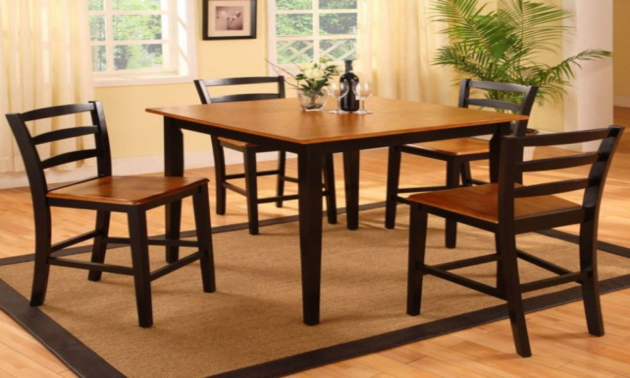 Best ideas about Dining Table For Small Space . Save or Pin Dining room tables for small spaces small space dining Now.