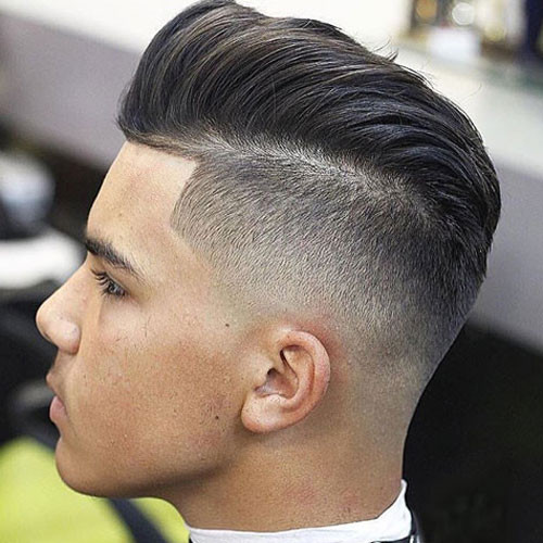 Disconnected Undercut Hairstyle  23 Disconnected Undercut Haircuts 2019 Guide