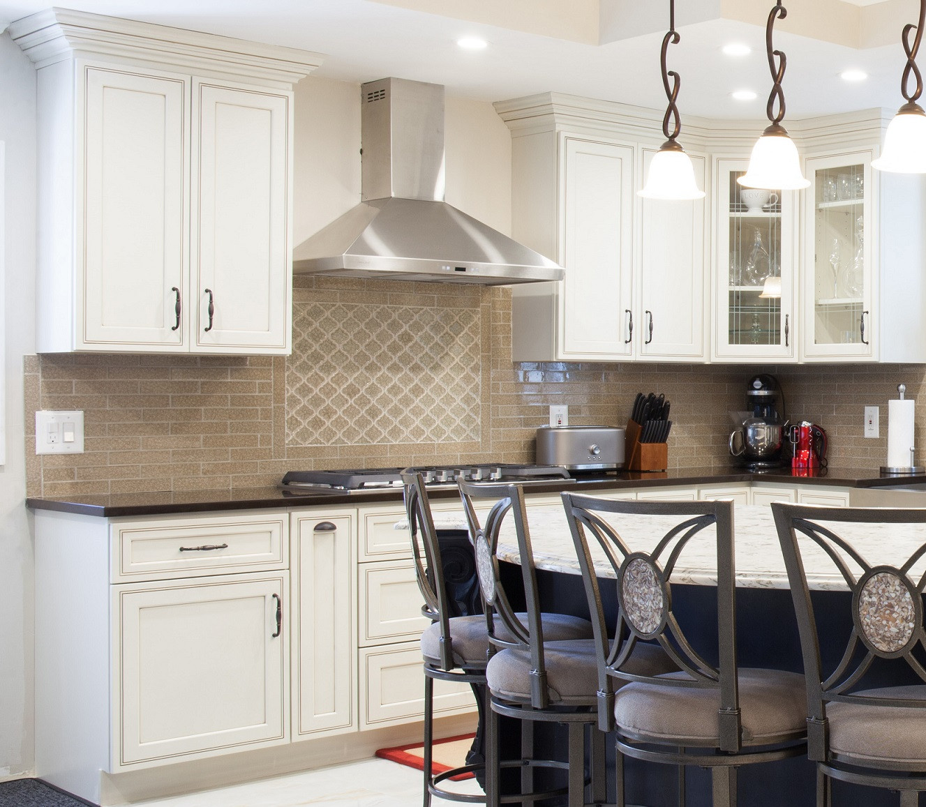 Best ideas about Discount Kitchen Cabinets . Save or Pin Kitchen Cabinet Remodeling Showroom J&K East Valley AZ Now.