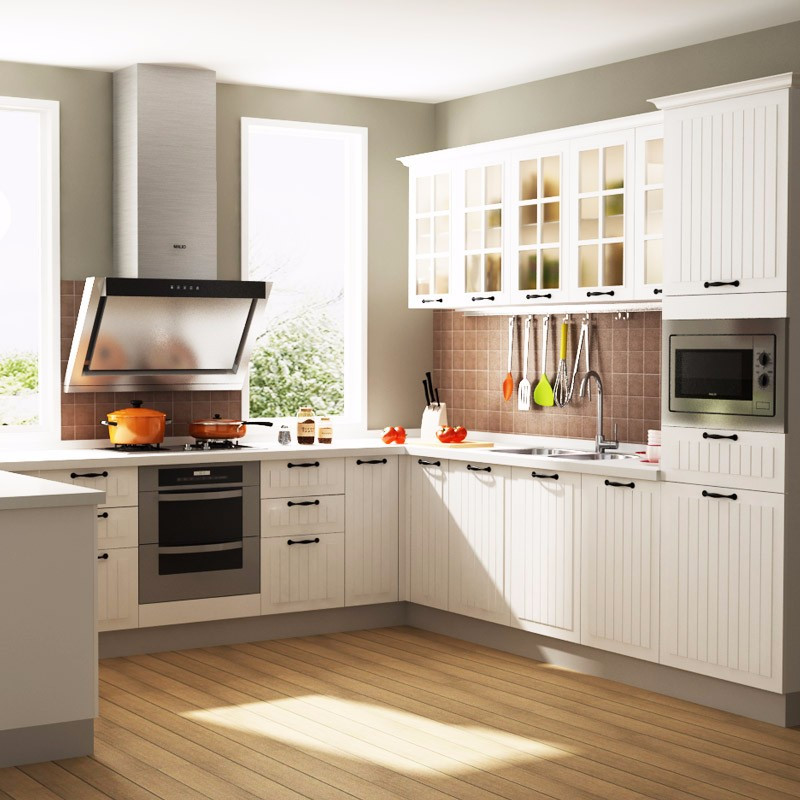 Best ideas about Discount Kitchen Cabinets . Save or Pin Factory Wholesale Kitchen Cabinet For Small Kitchens Buy Now.