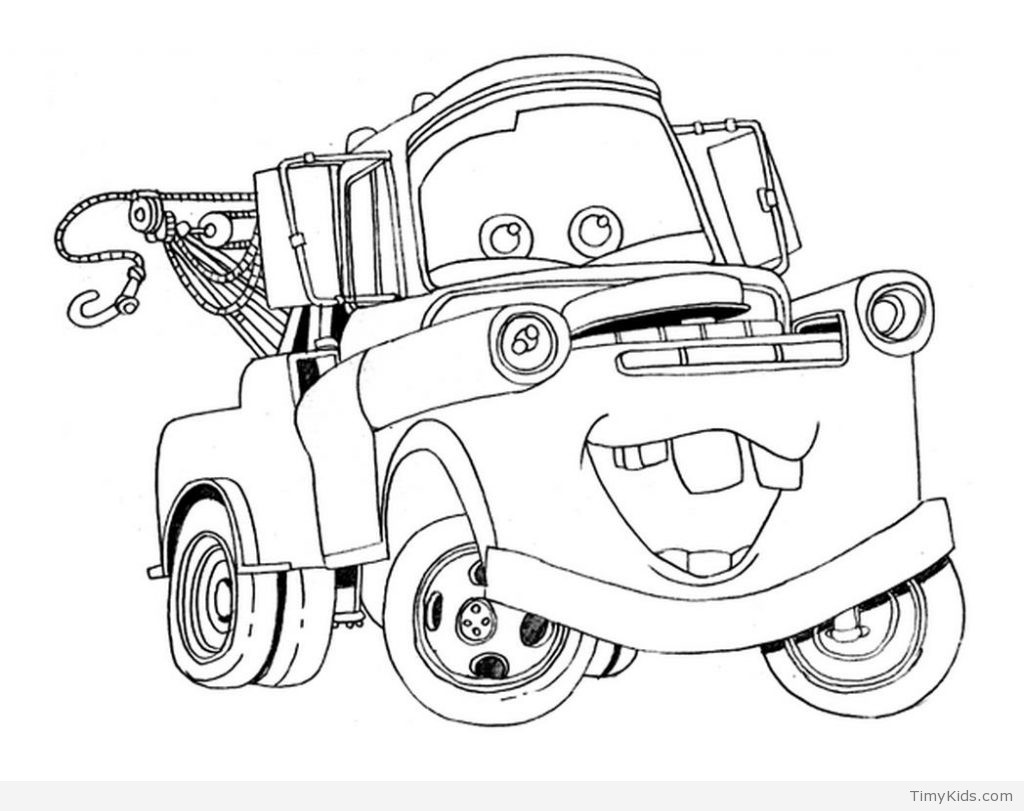 Disney Cars Coloring Book Pages  20 disney cars coloring pages