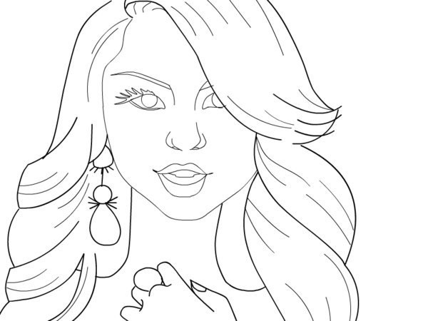 Disney Cha Nnel Coloring Sheets For Girls  7 Best of Disney Channel Coloring Pages Printable