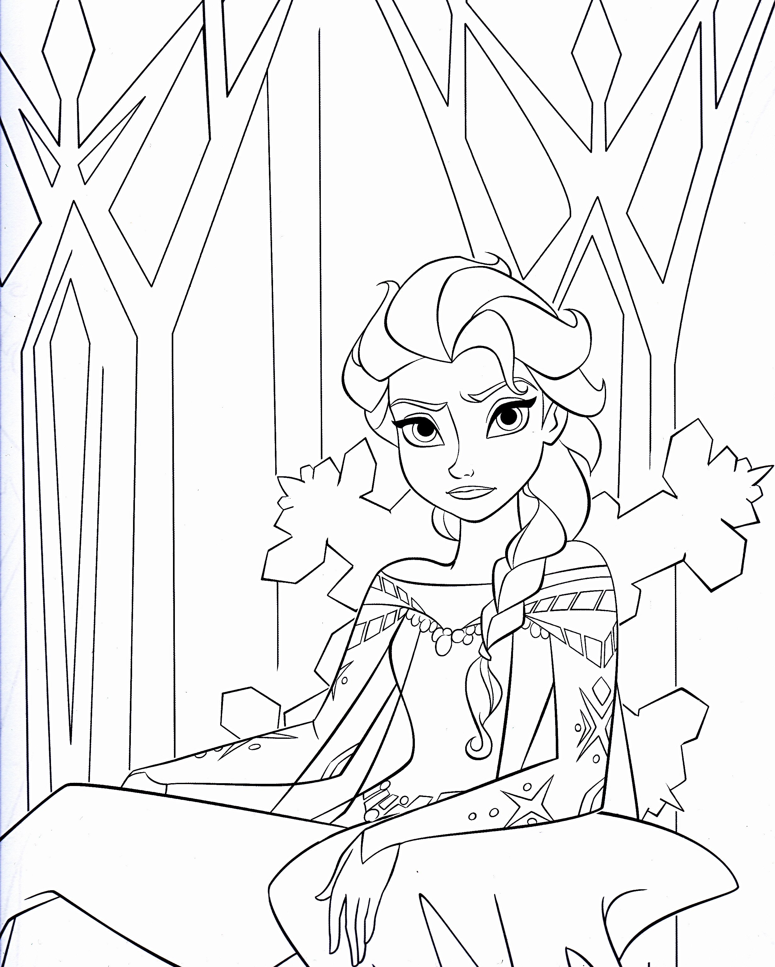 Disney Cha Nnel Coloring Sheets For Girls  Walt Disney Coloring Pages Bestofcoloring