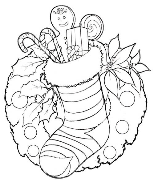 Disney Christmas Coloring Pages For Girls  DISNEY Christmas Coloring Pages