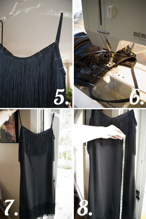 Best ideas about DIY 1920S Costume . Save or Pin Diy Flapper Dress Best Dresses Collection Design Now.