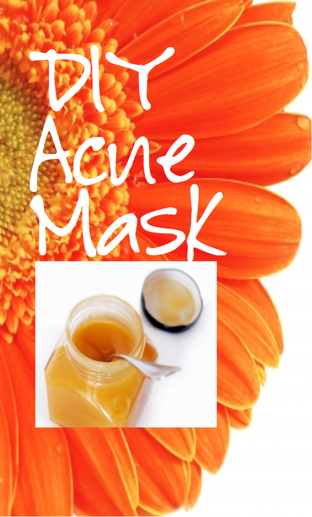 DIY Acne Mask  DIY Acne Mask with Probiotics