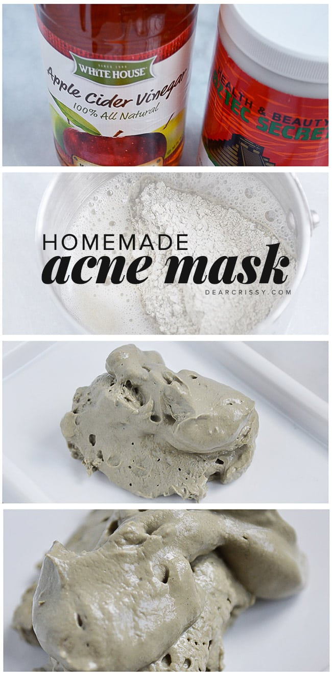 DIY Acne Mask  DIY Acne Mask Recipe Unclogs pores and clears your skin