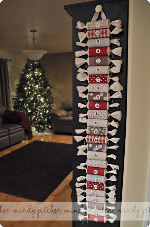 DIY Advent Calendar For Kids  Ten Great DIY Advent Calendar Ideas