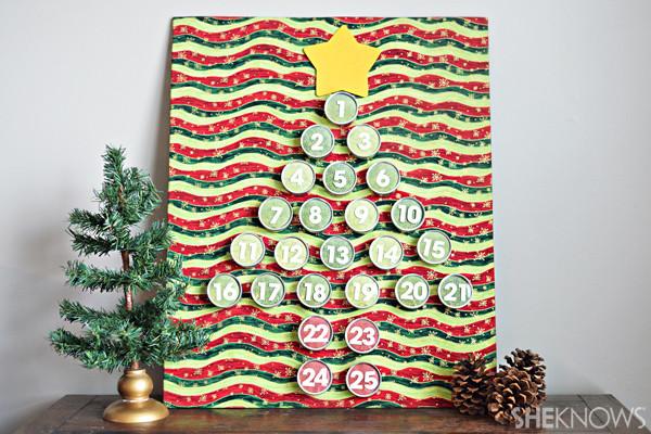 DIY Advent Calendar For Kids  DIY advent calendar for kids