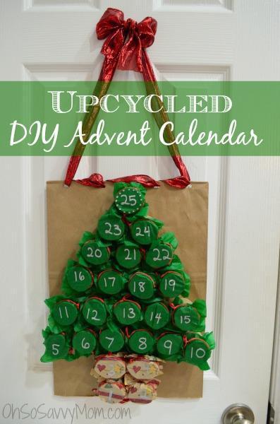 DIY Advent Calendar For Kids  15 DIY Advent Calendars Spaceships and Laser Beams