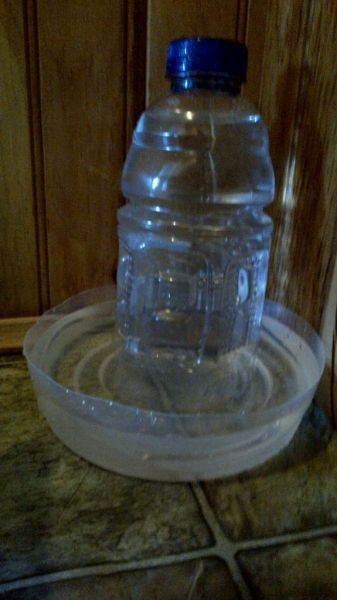 Best ideas about DIY Automatic Dog Waterer . Save or Pin DIY auto water dispenser for Cats Now.