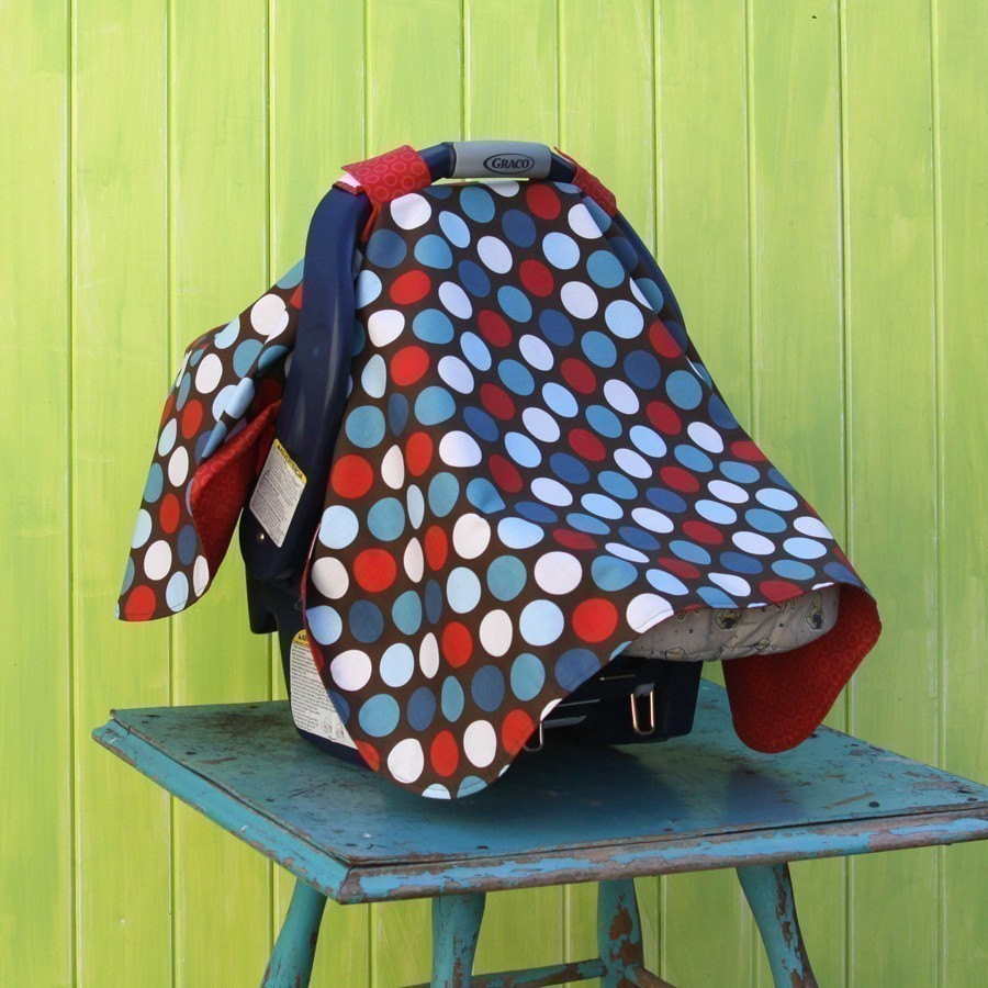 Best ideas about DIY Baby Car Seat Cover . Save or Pin DIY Make Your Own Car Seat Cover Up Canopy Tent Kit Now.