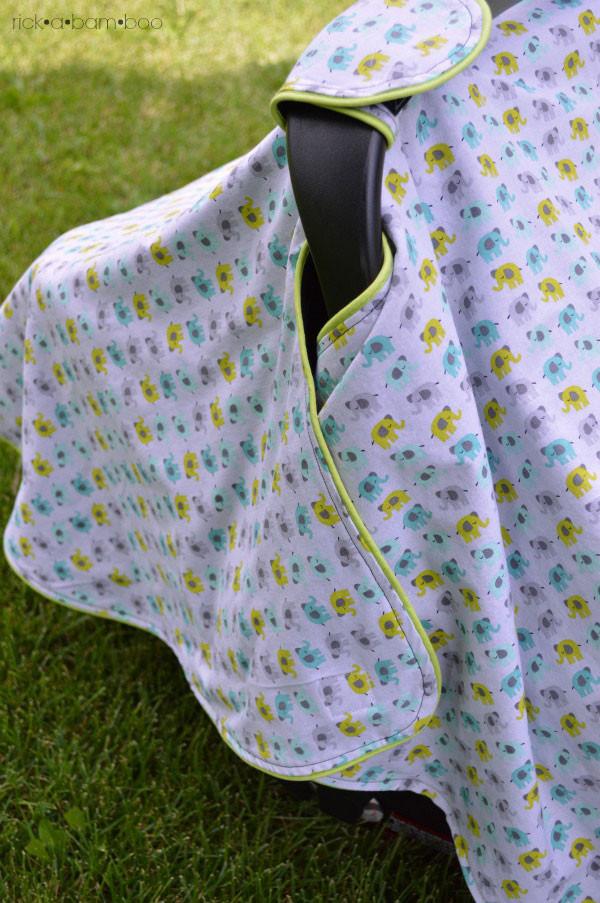 DIY Baby Car Seat Covers  DIY Car Seat Cover