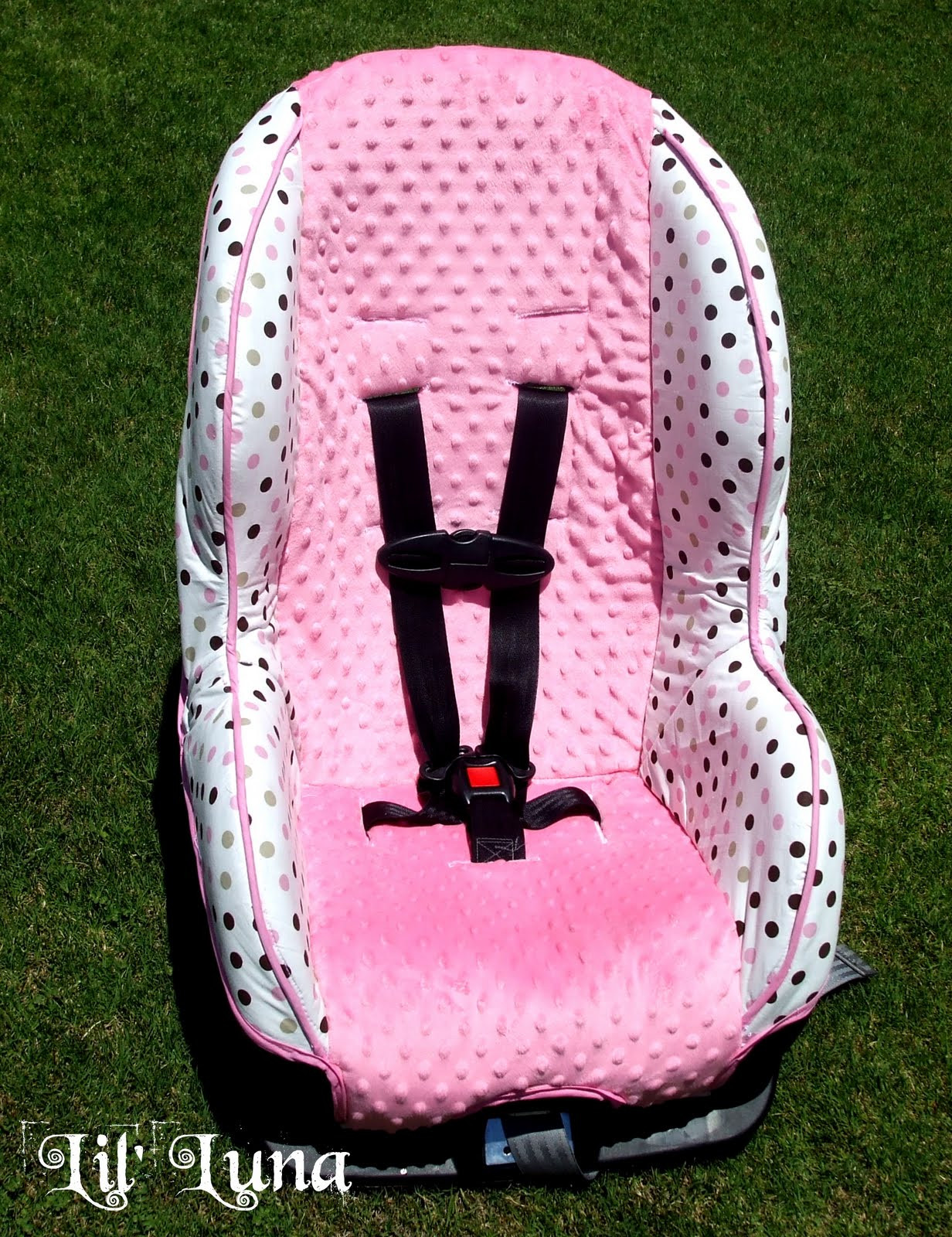 DIY Baby Car Seat Covers  75 DIY Gifts For Kids