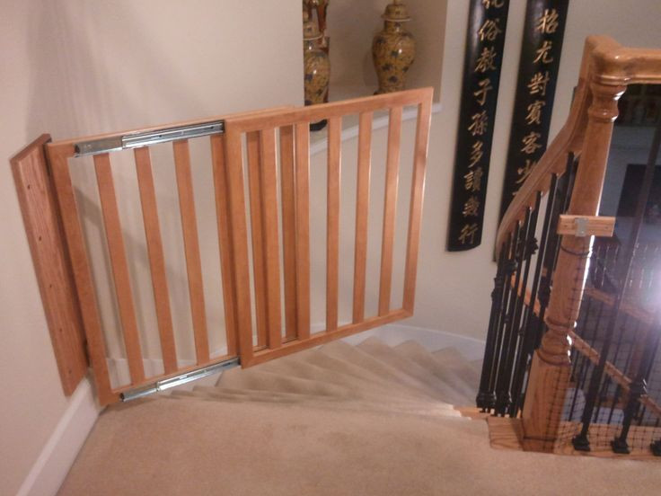 Best ideas about DIY Baby Gate Plans . Save or Pin Download Free Baby Gate Plans Now.
