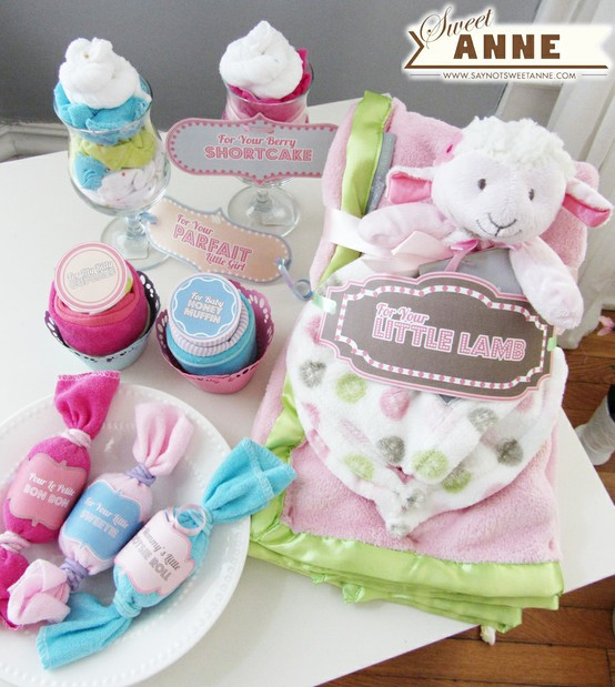 Best ideas about DIY Baby Girl Gift . Save or Pin Unique DIY Baby Shower Gifts for Boys and Girls Now.