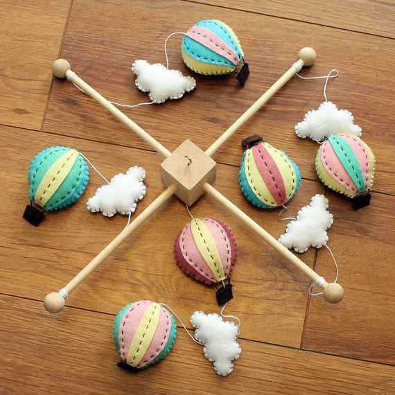 DIY Baby Mobile Kits  Make Your Own Baby Mobile Kit WoodWorking Projects & Plans