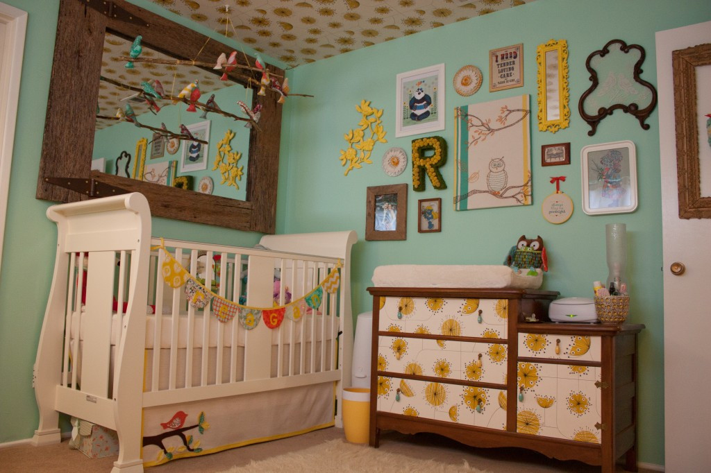 DIY Baby Nursery Projects  Vote November Project of the Finalists