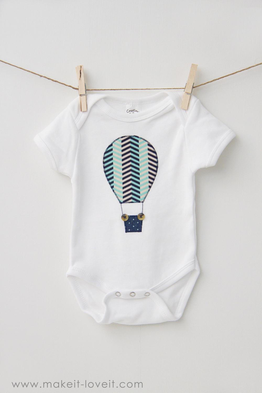 DIY Baby Onesie Ideas  Simple DIY Baby esie Ideas