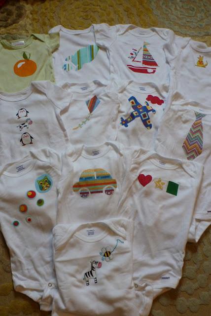 DIY Baby Onesie Ideas  Handmade Mayhem DIY Decorated esies
