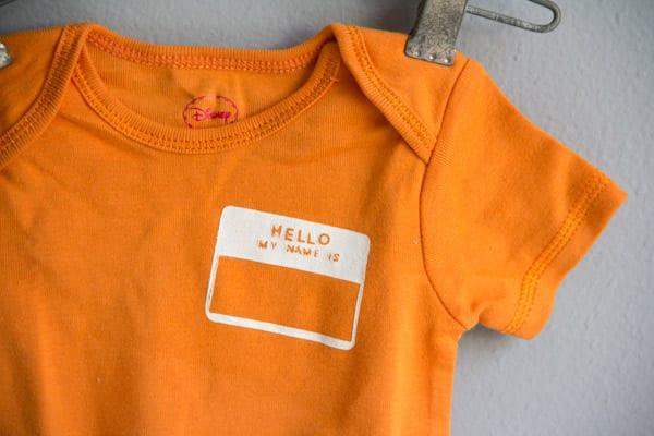 DIY Baby Onesie Ideas  DIY Baby Boy esies