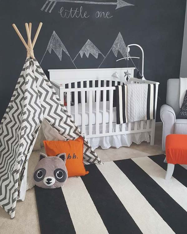 DIY Baby Room Decorations  22 Terrific DIY Ideas To Decorate a Baby Nursery Amazing