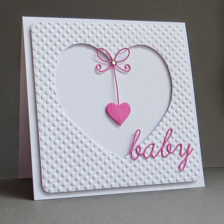 Best ideas about DIY Baby Shower Cards . Save or Pin 531 best handmade cards baby images on Pinterest Now.
