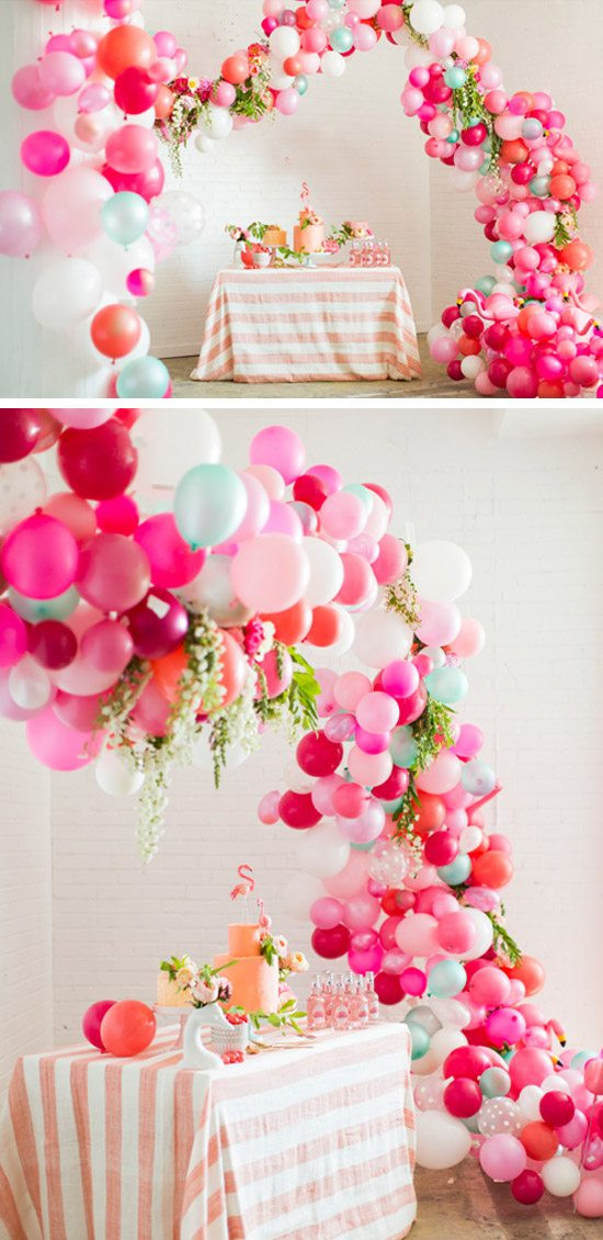 DIY Baby Shower Decorations  35 DIY Baby Shower Ideas for Girls