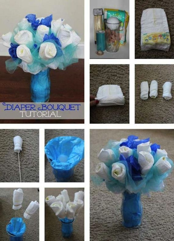 DIY Baby Shower Ideas For A Boy  Awesome DIY Baby Shower Ideas
