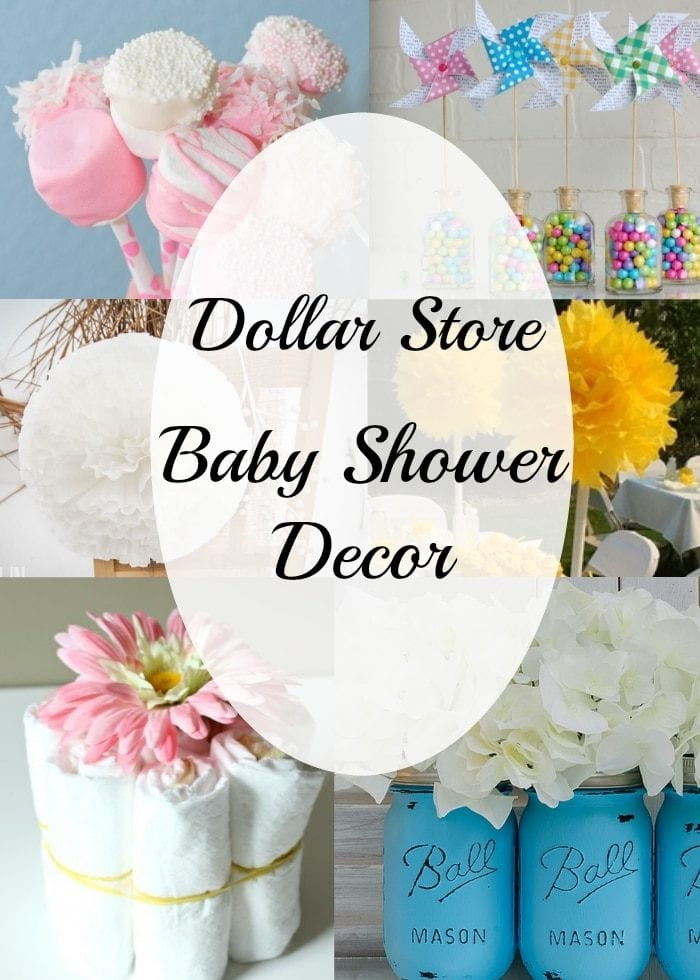 DIY Baby Shower Ideas For A Boy  DIY Baby Shower Decorating Ideas · The Typical Mom