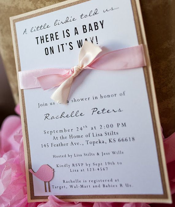 Best ideas about DIY Baby Shower Invitation Templates . Save or Pin How To Make Homemade Baby Shower Invitations Now.