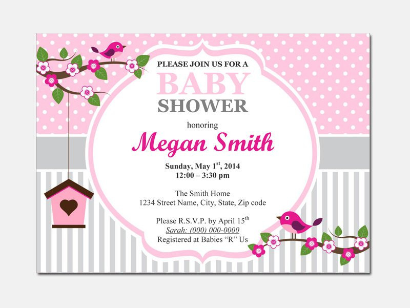 Best ideas about DIY Baby Shower Invitation Templates . Save or Pin Best s Diy Baby Shower Invitations Templates Now.