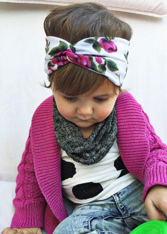 DIY Baby Turban Headband  Best 25 Baby turban ideas on Pinterest