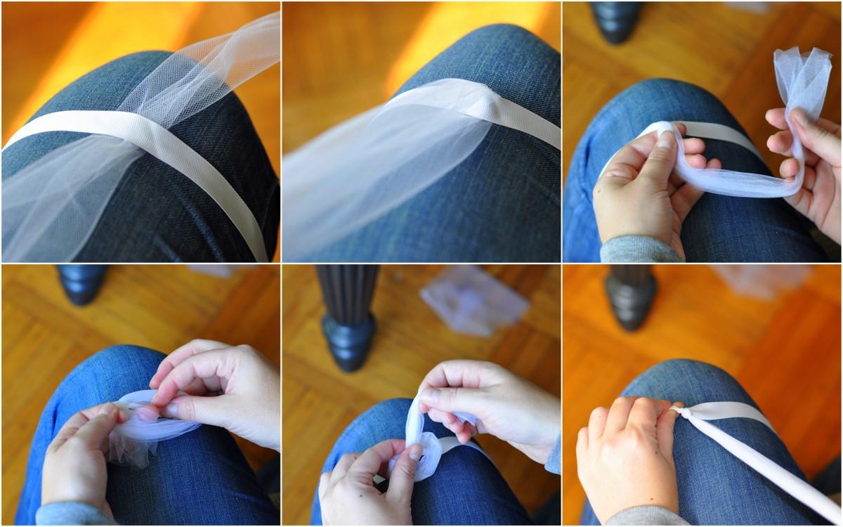 DIY Baby Tutus  Easy No Sew Baby Tutu Tutorial