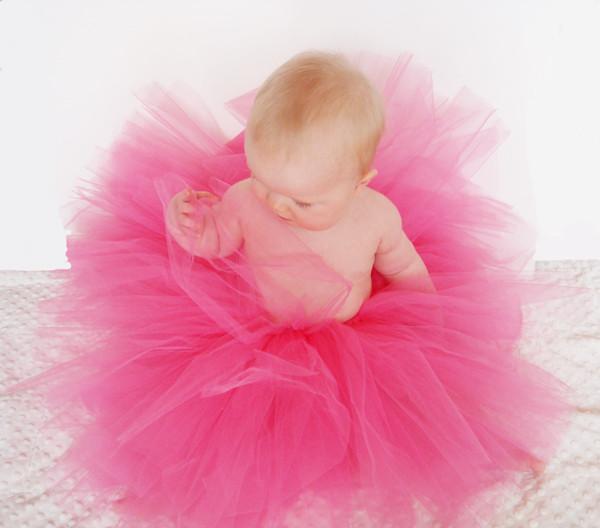 DIY Baby Tutus  Make a Simple Baby Tutu