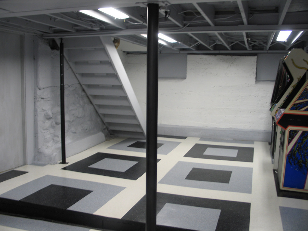 Best ideas about Diy Basement Ideas . Save or Pin DIY Basement Remodel Now.