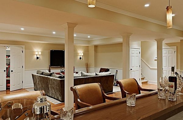 Best ideas about Diy Basement Ideas . Save or Pin DIY Caving Manning Up to Cave Your Basement Now.